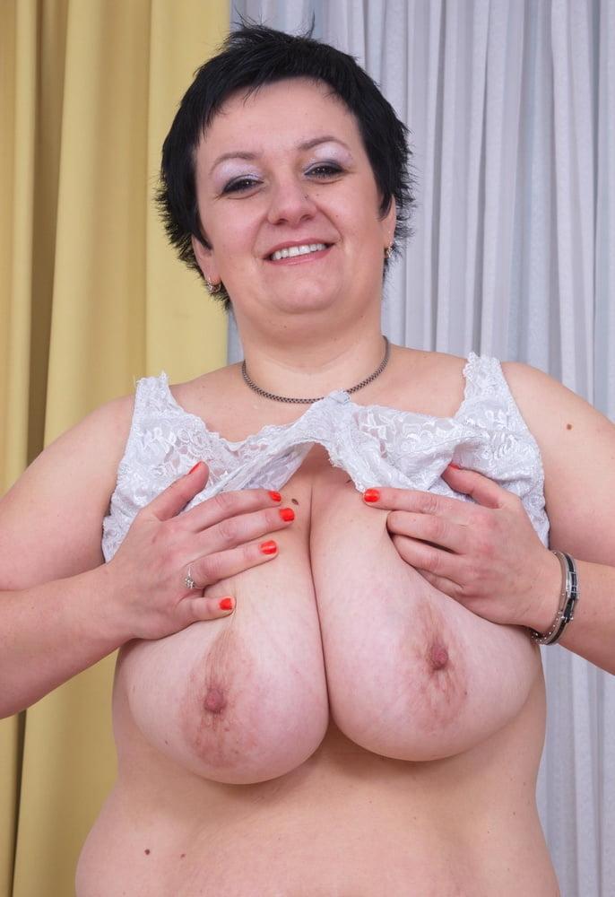 Big tits mature group