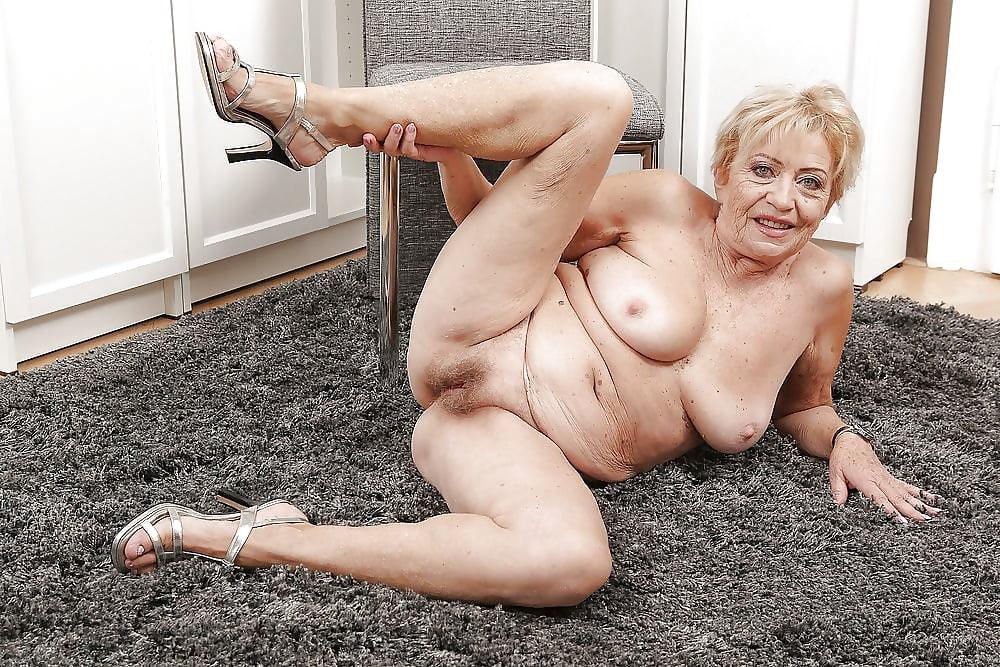 Naked Girl Granny Domination Porn Pics