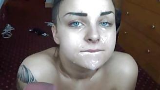 russian slut bondage and facial