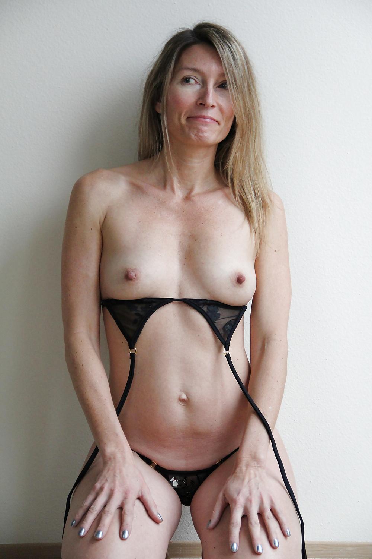Small Tits Mature Selfies