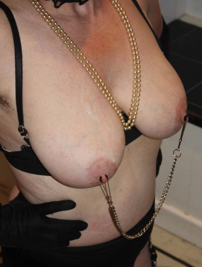 Naked nipple clamps spacegirl interrupted balvubjc