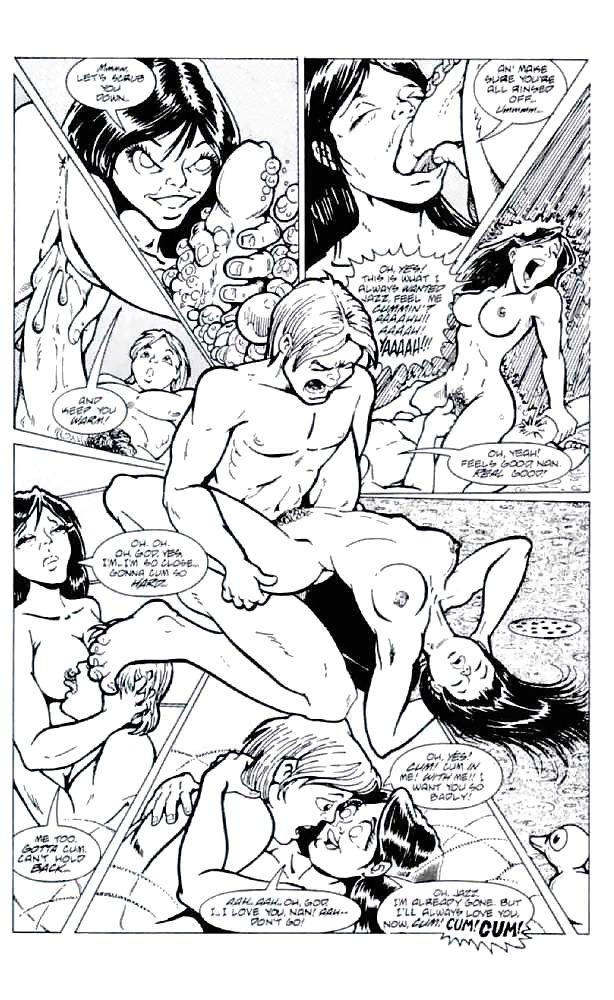 Black n white comics xxx-5076