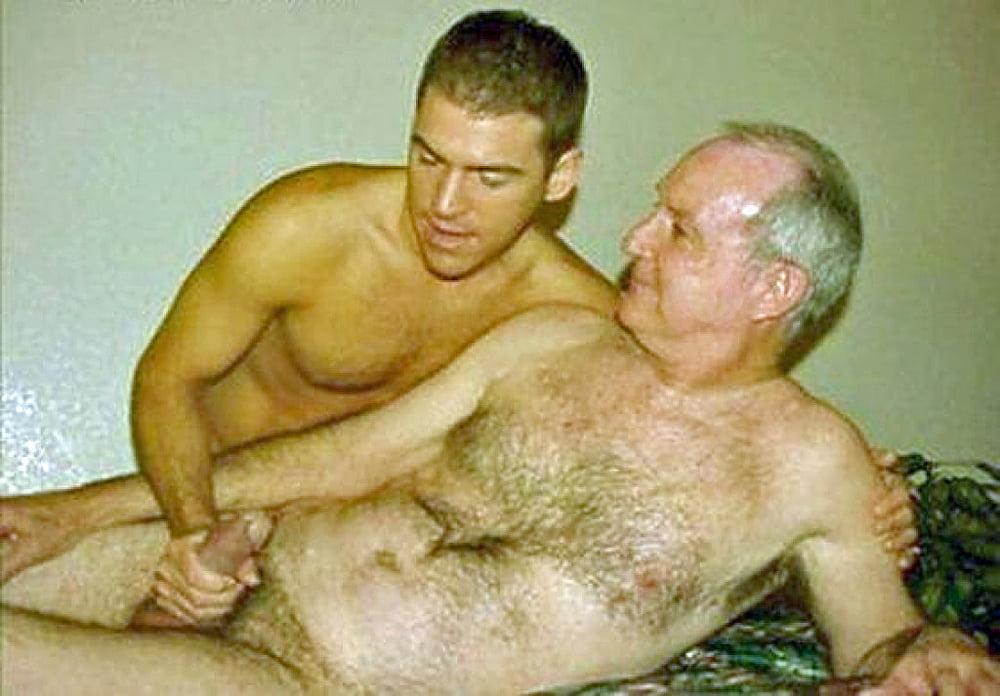 Dad son nude