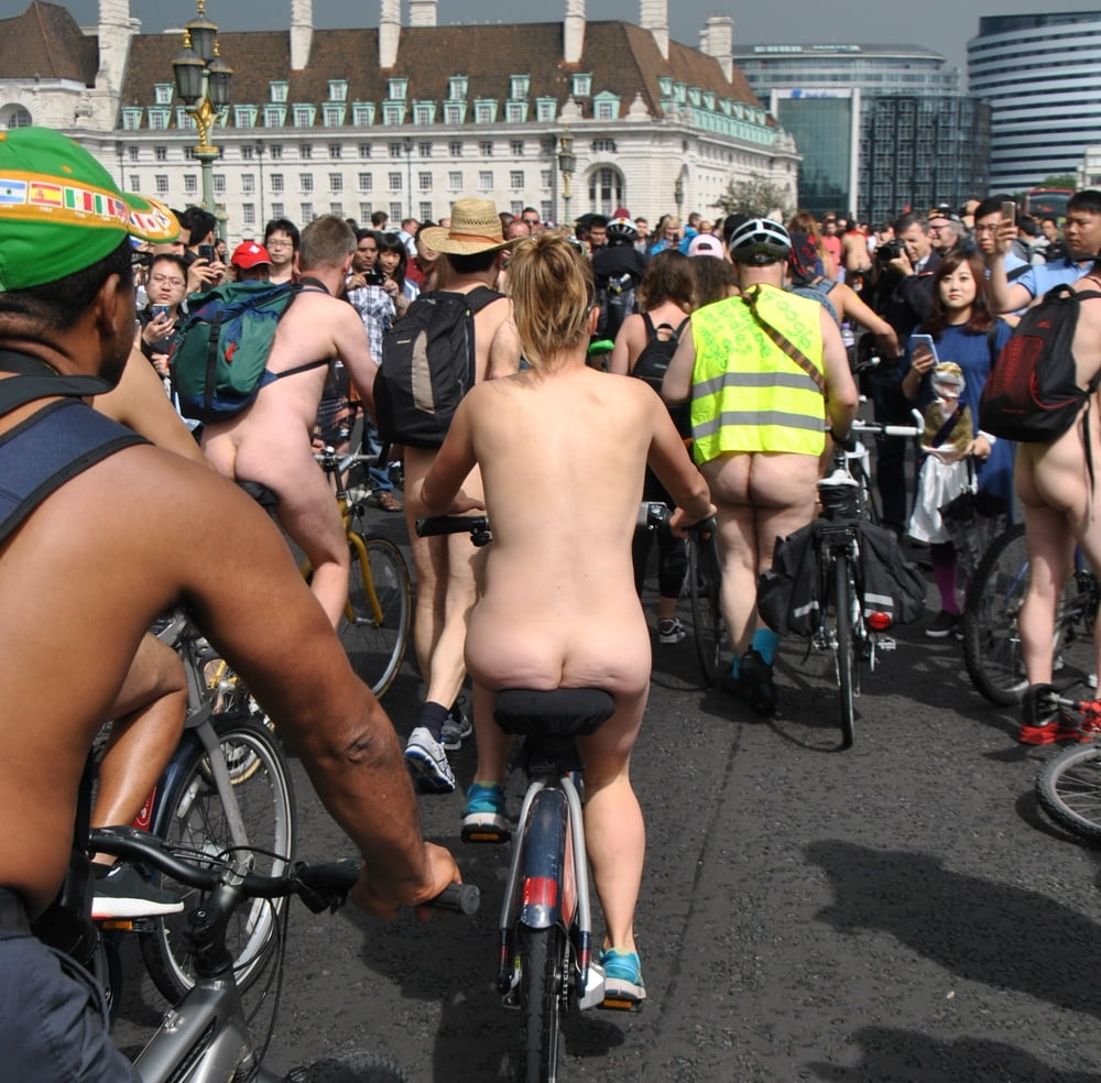 Really. All very pregnant nude on bike can believe
