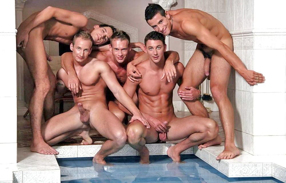 порно парни в бане голой