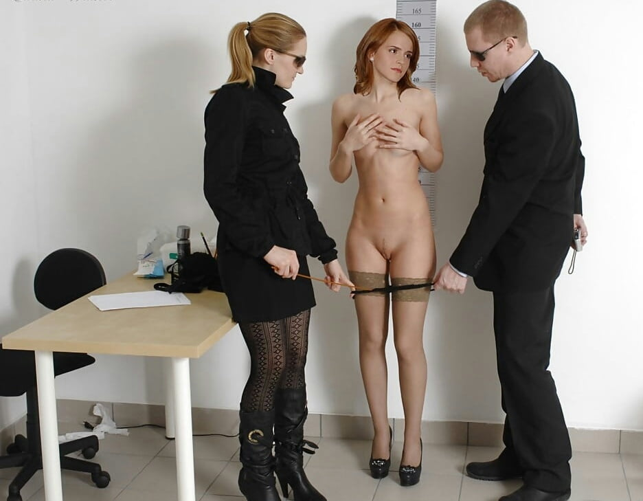 Naked job interview