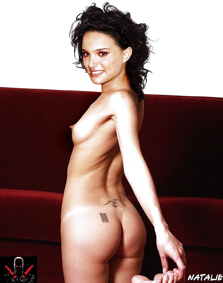Natalie portman shows off her naked ass big ass