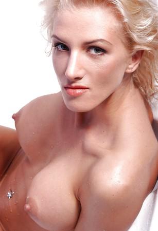 big tits blonde inga