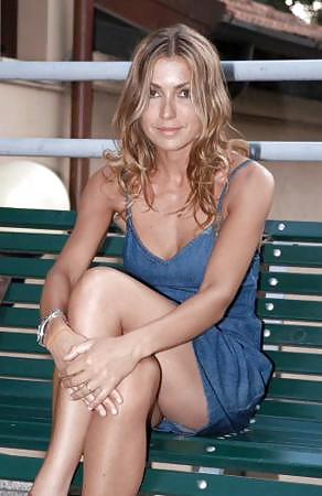 Francesca Senette  nackt