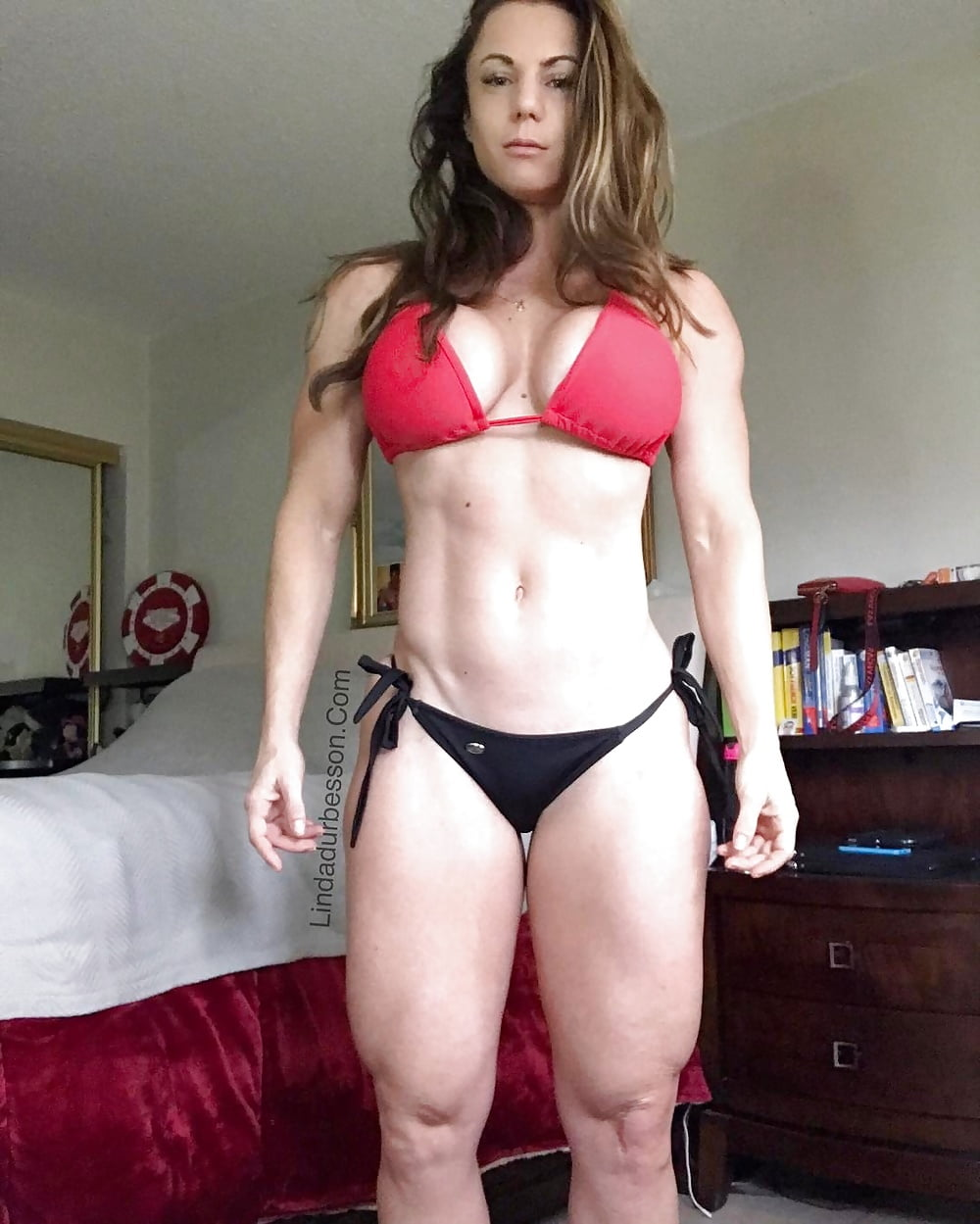 Muscle Women Porn see and save as sexy fitness muscle women porn pict - 4crot