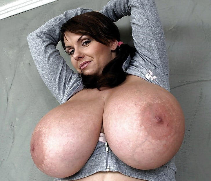 Amateurs with huge tits