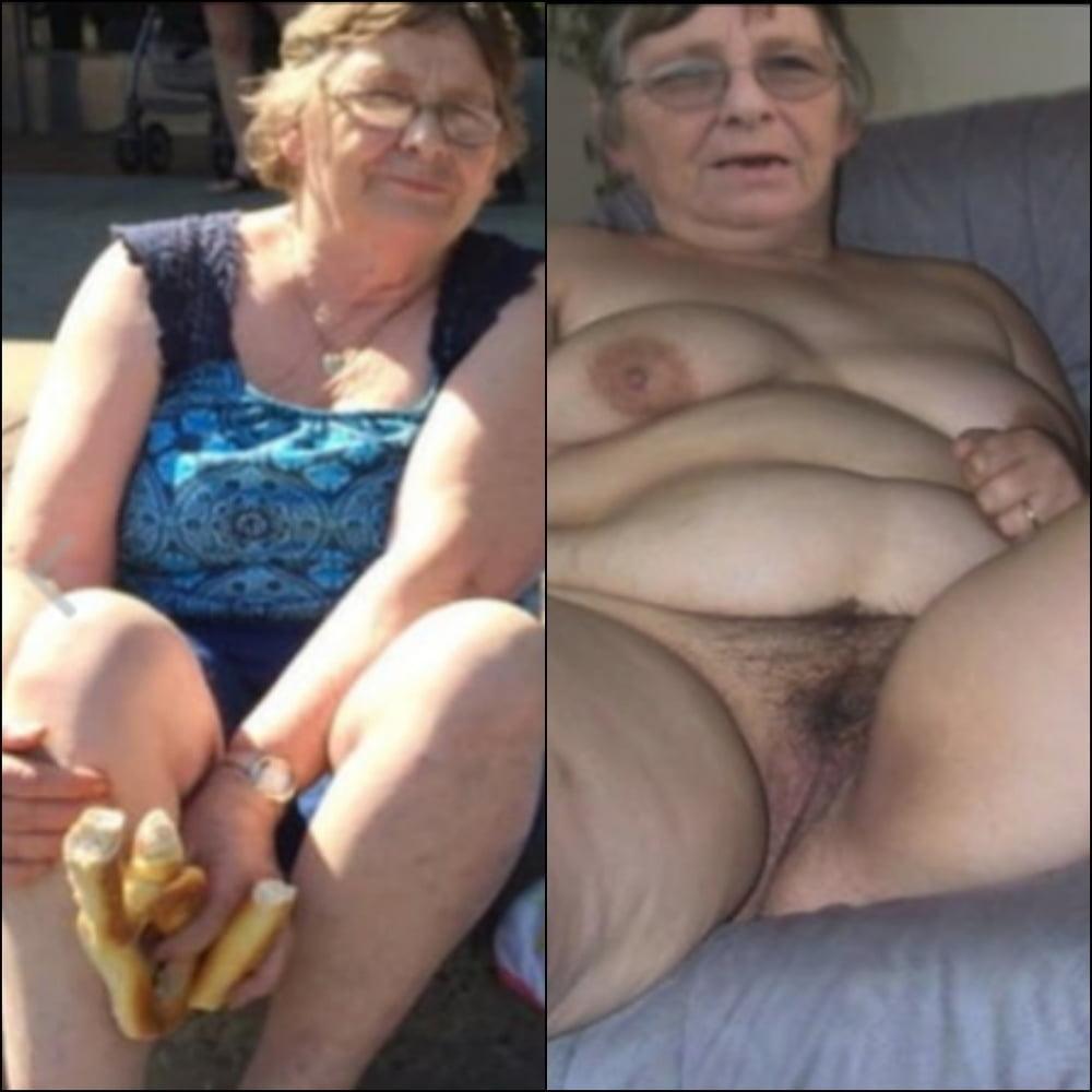 Matures and grannies - 174 Pics