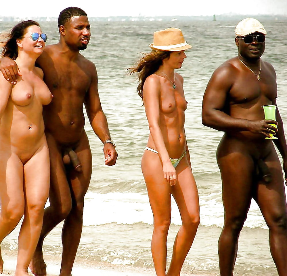 Naked mixed race couples, hot sexy bikini dabe