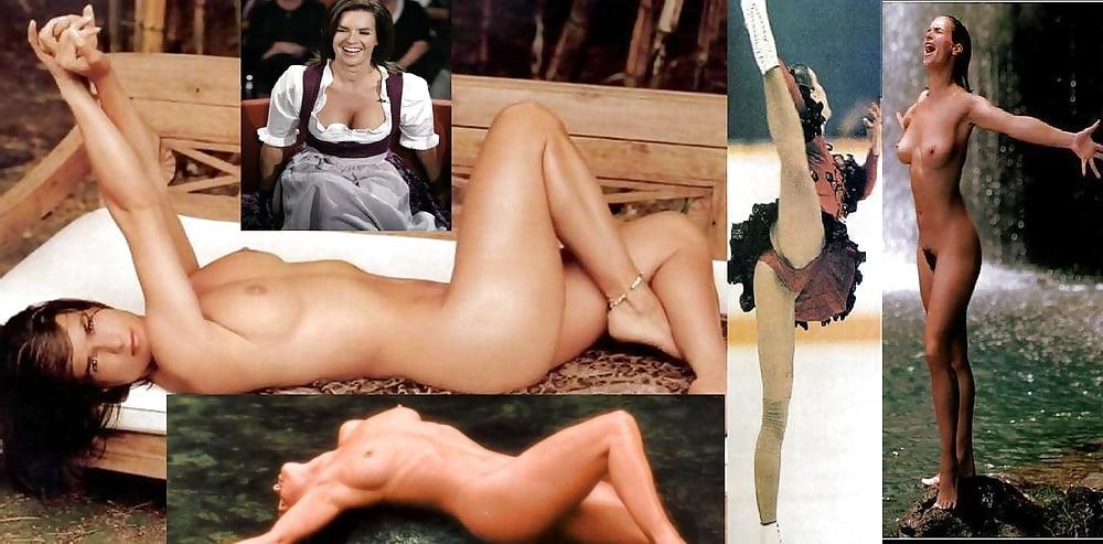 Vintage sex katarina witt in playboy