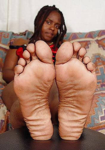 Black womens feet pics hot girls