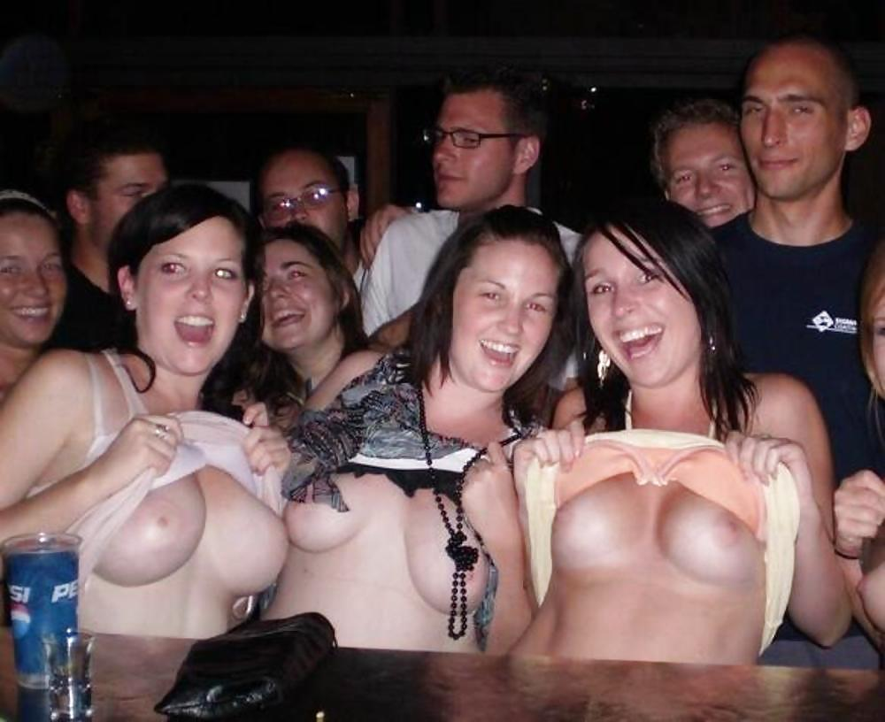 Drunk tits naked — pic 11