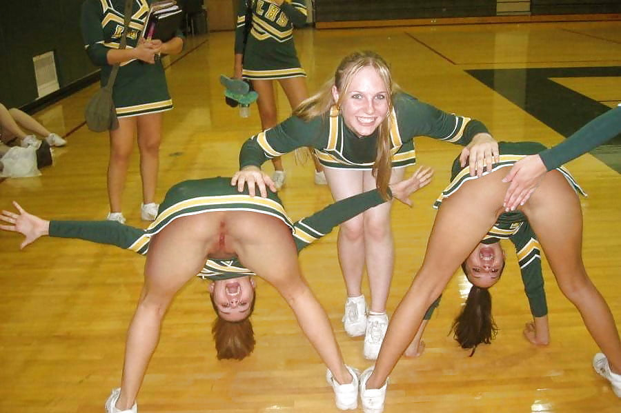 Cheerleader porn photos