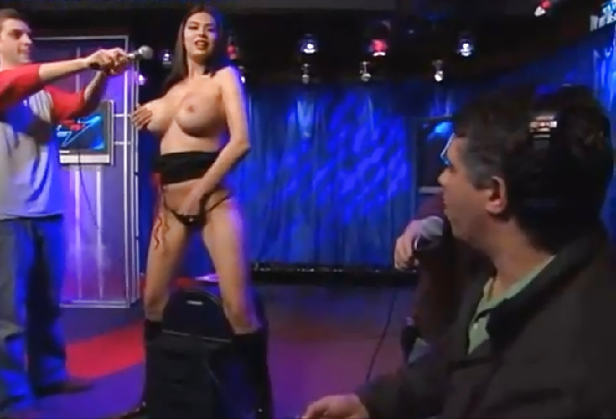 Erica the gymnast howard stern show