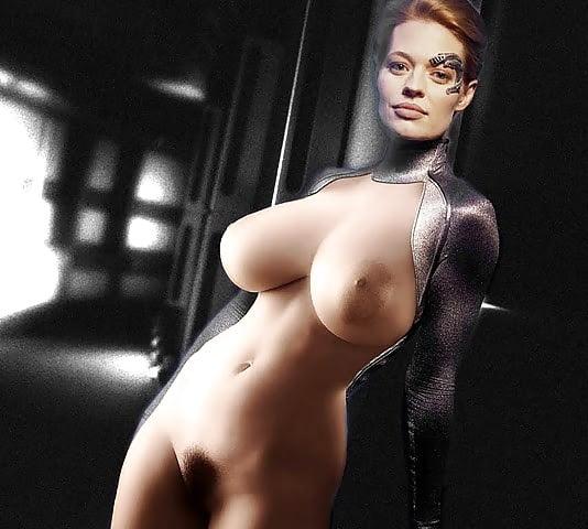 Jeri Ryan Nude Naked