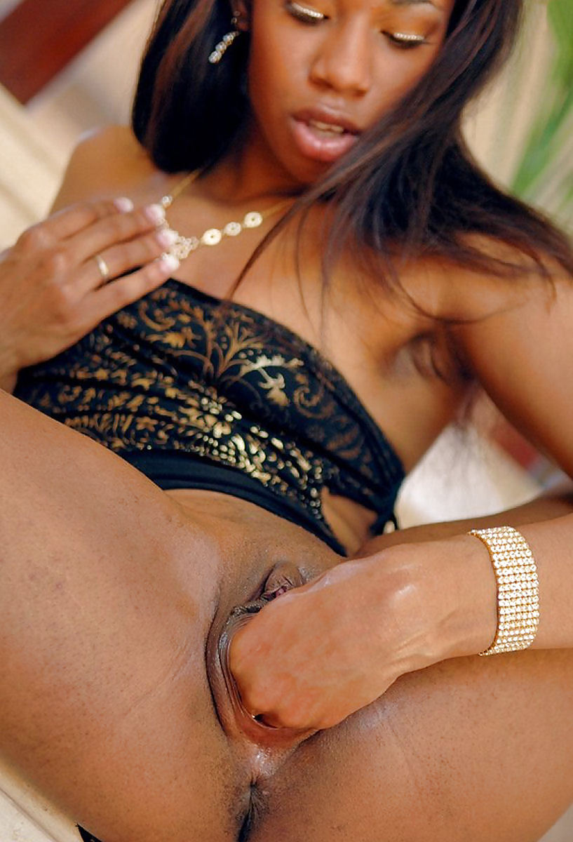 Black girls fisted #15