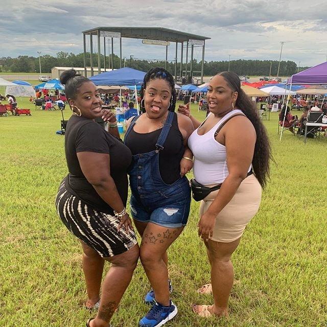 Bbw sexy thick girls