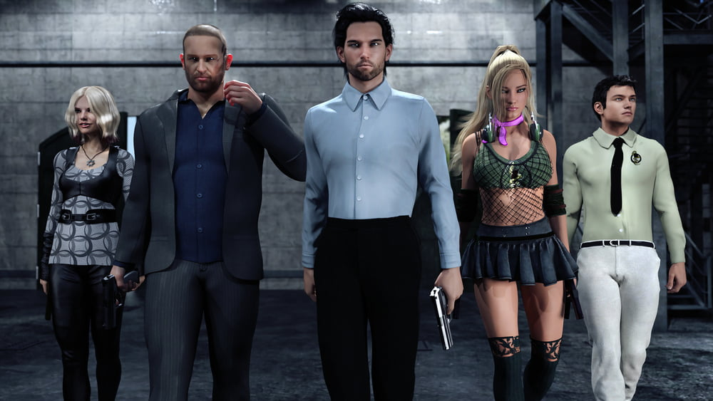 The DeLuca Family (PC Game) - 60 Pics