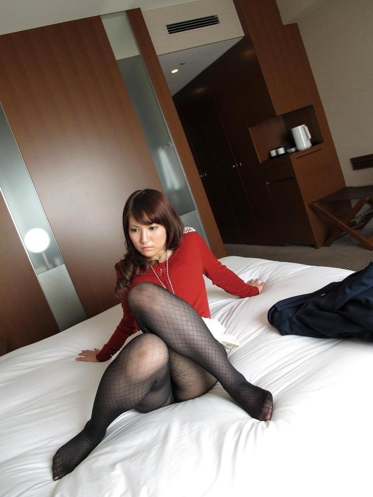 Nylon jap pantyhose galleries