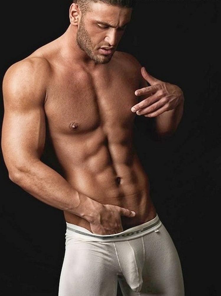 Sexy man ballmarket