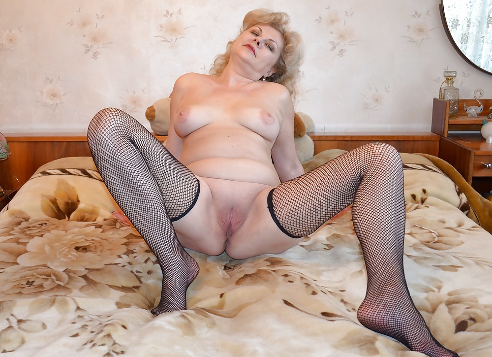 Ukrainian matures nude #7