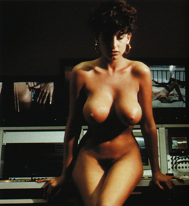 Vintage latex porn