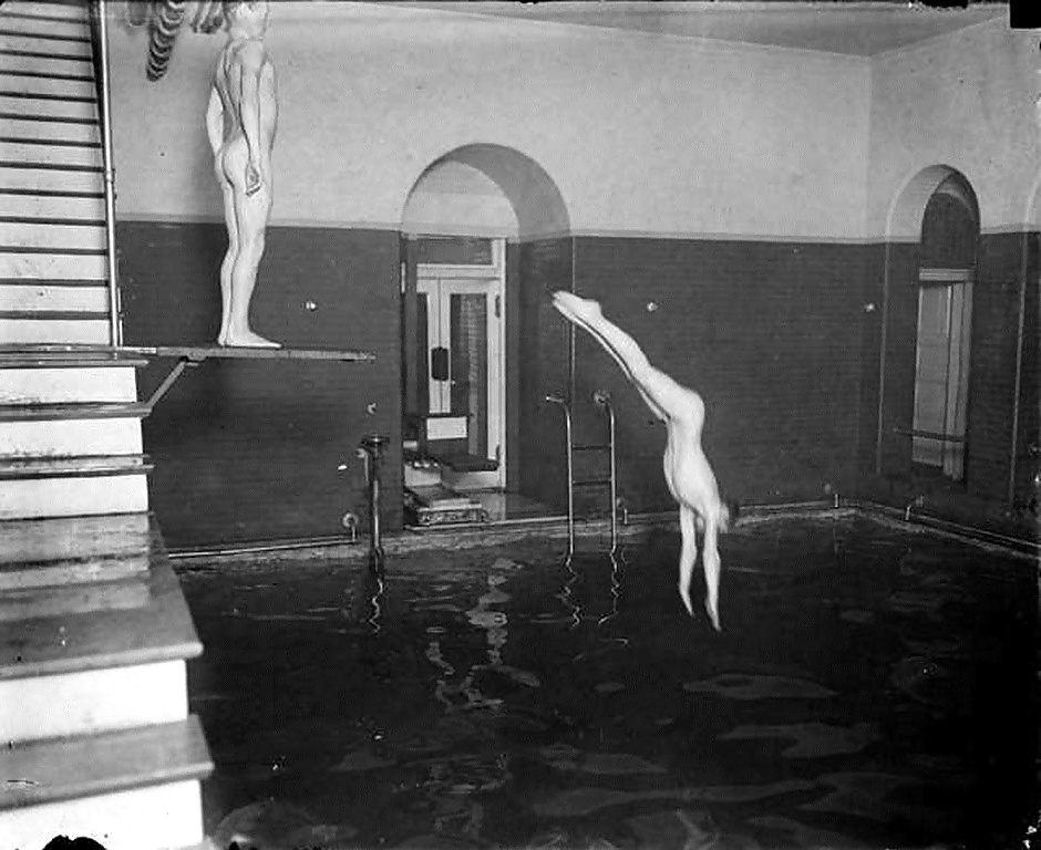 Ymca nude pool