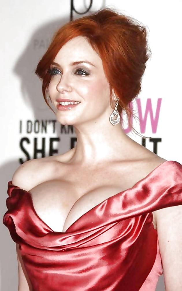 Big boobs of hollywood — photo 12