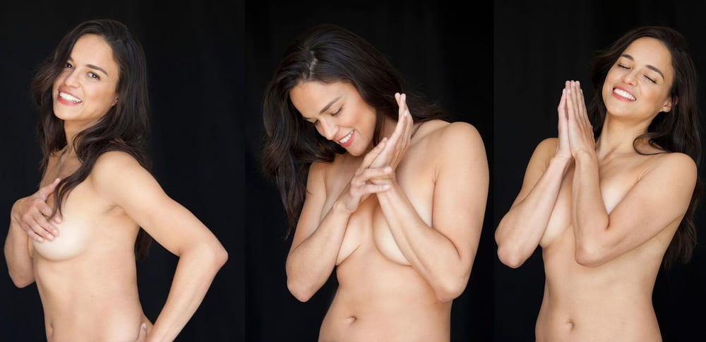 Boobs naked michelle rodriguez — photo 1