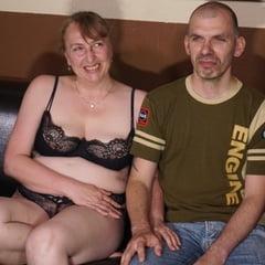 German Amateur Couple Making A Sextape