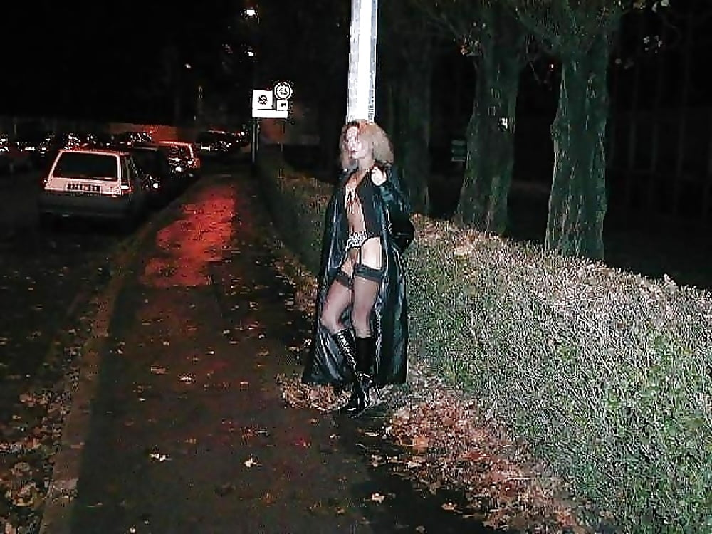 Tranny prostitutes on the streets naked