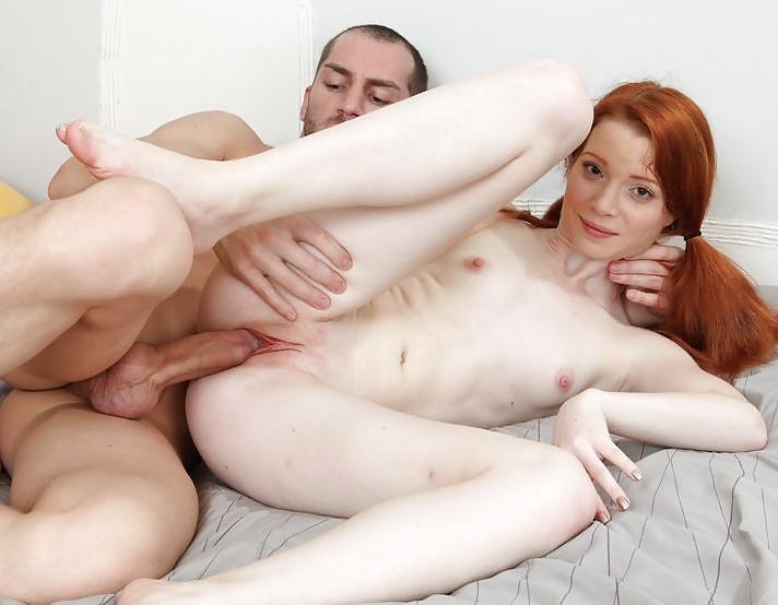 Redhead Skinny Beauty Michelle Porn Photo Online