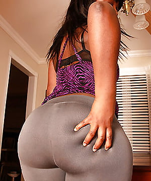 Check out this big fat booty!