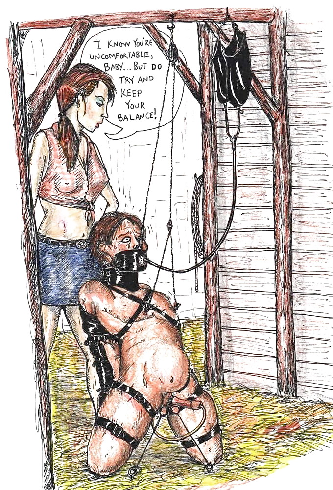 Bondage slave stories and pictures