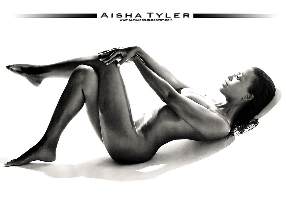 Aisha tyler naked
