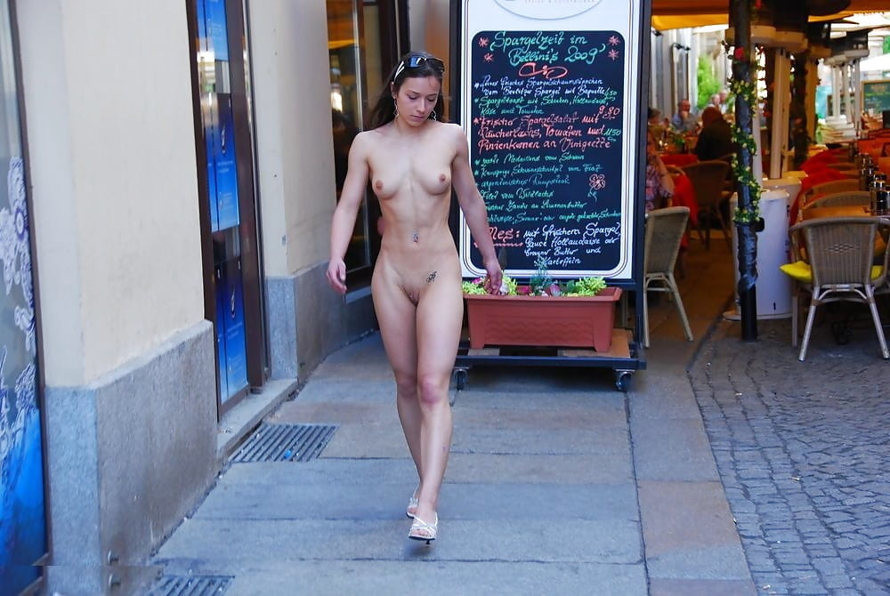 Public nudity clips
