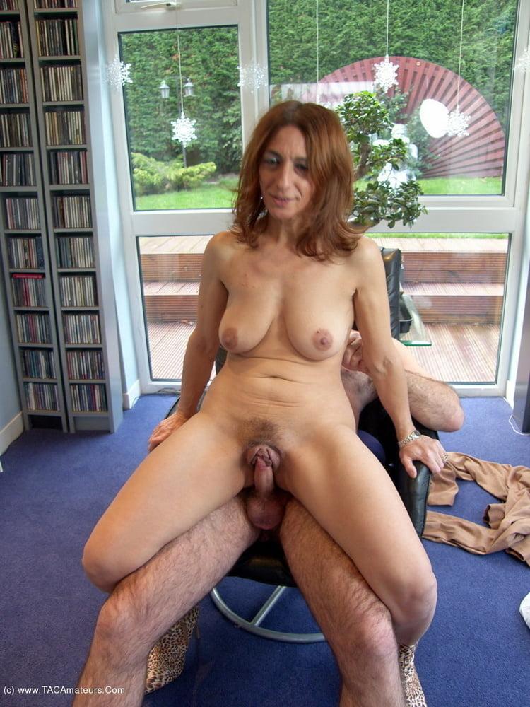 Milf big tits licks lesbian slutload