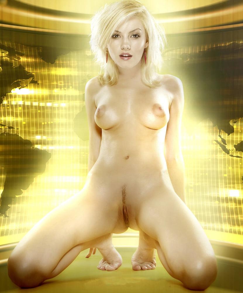 Bald celebrity fake nudes