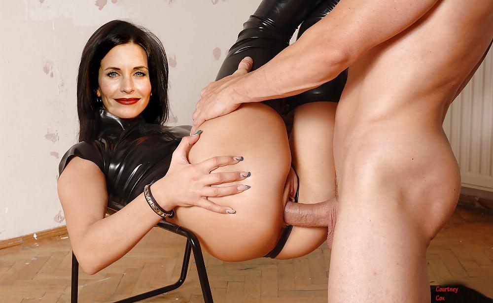 Courteney cox sex video
