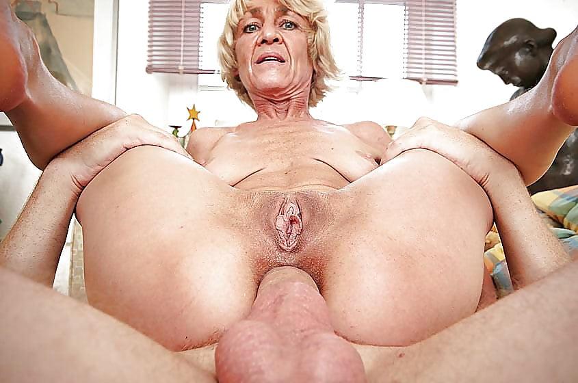 Grandmother Anal