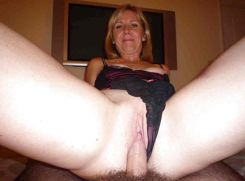 Homemade amateur private mature wife — photo 13