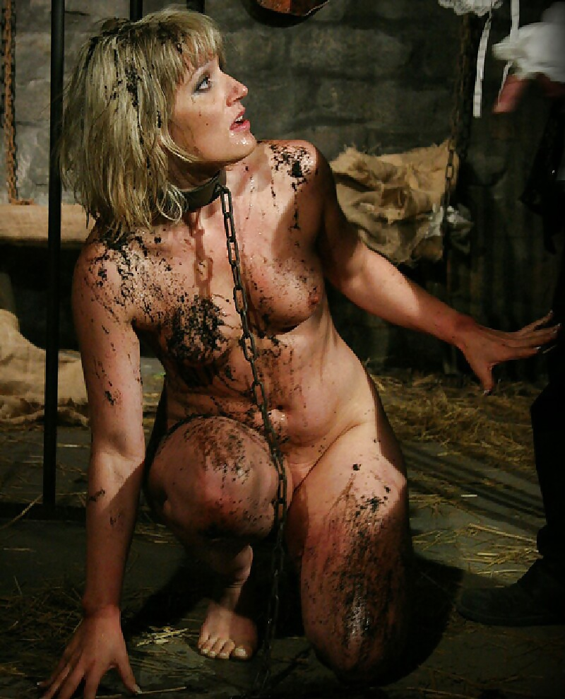 Naked nude women dungeon