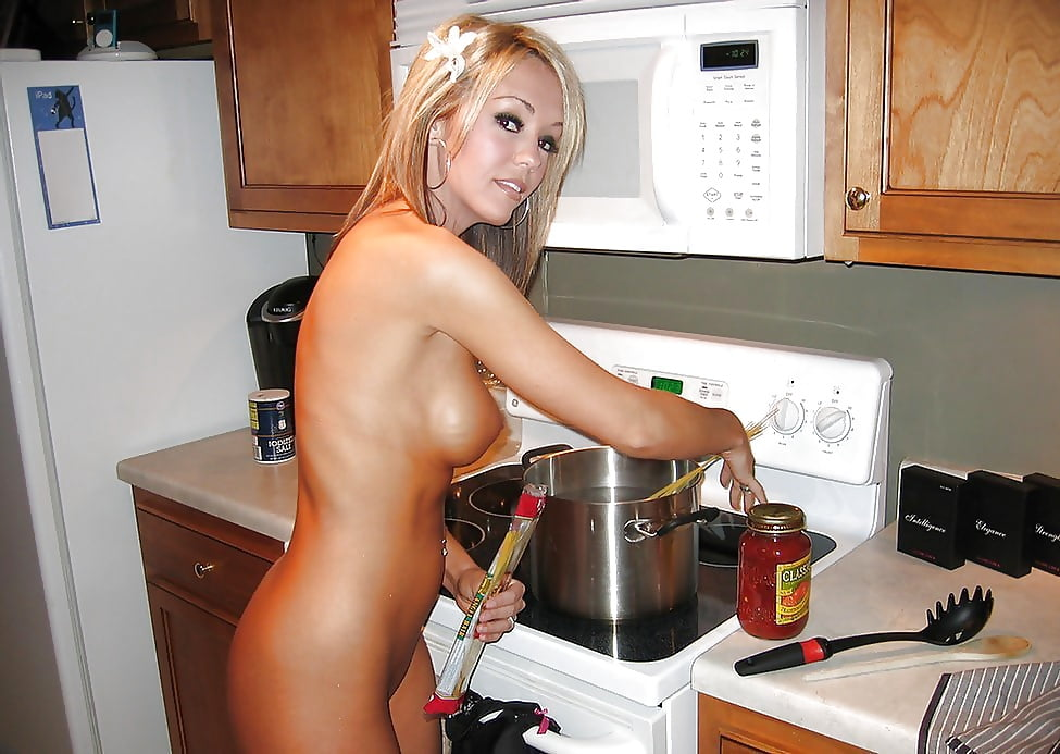Hot girl cooking penis #12