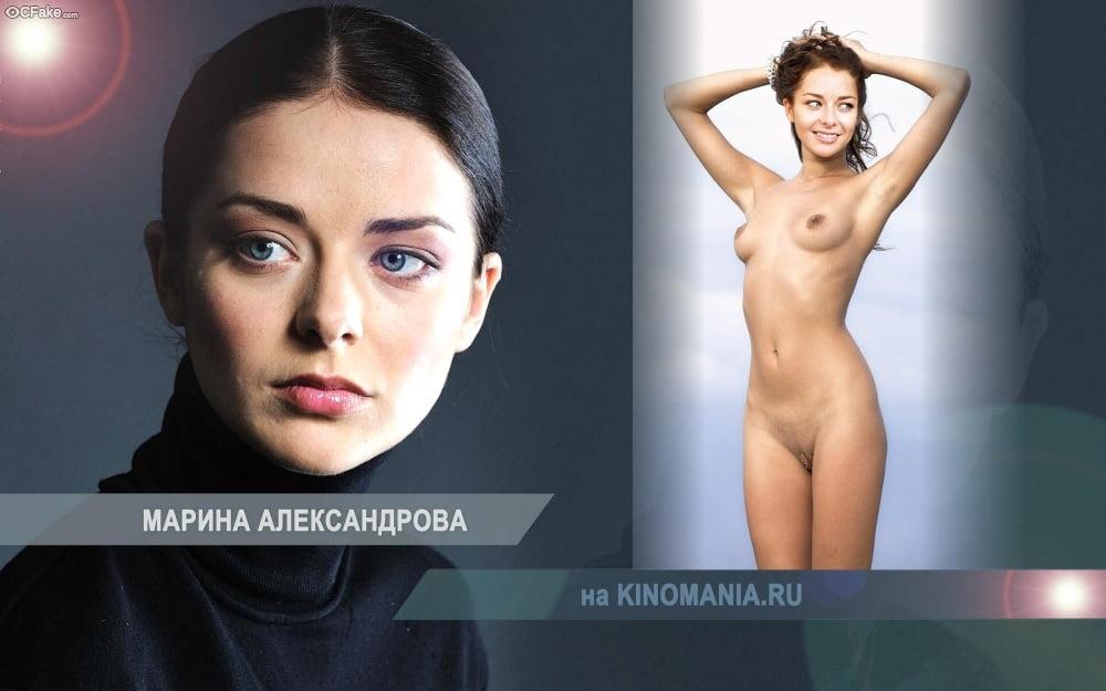 Порно видео голая марина александрова в кино