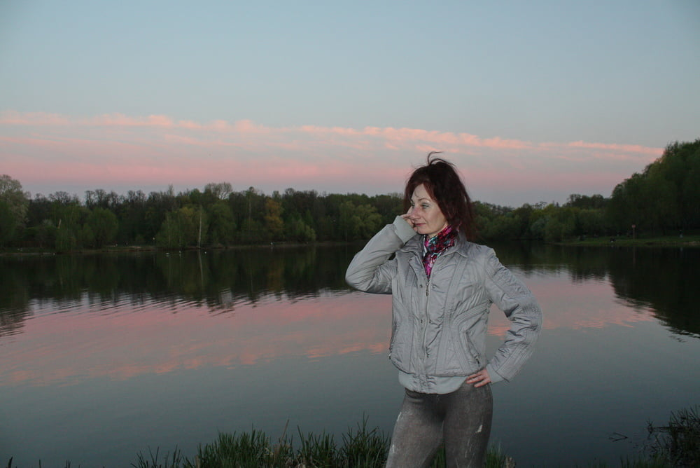 Near the Pond Tonight - 49 Pics