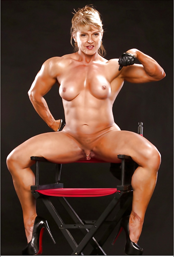 Muscle Women Free Porn Photo